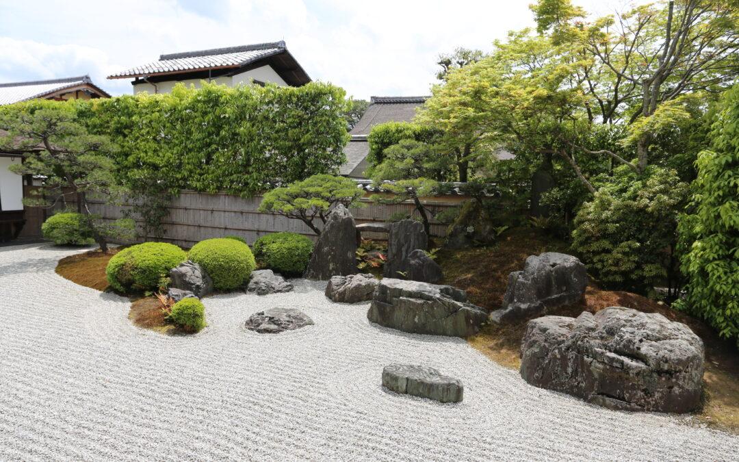 Minimalismo, armonia e significato: questo è il Giardino Zen.