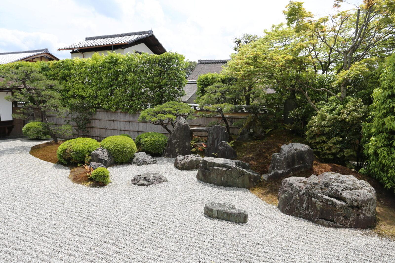 Minimalismo, armonia e significato: questo è il Giardino Zen